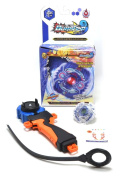 BURST-TOP DKB1. Beyblade style Spinning Top With hand launcher Bey Blade Beyblade style toy