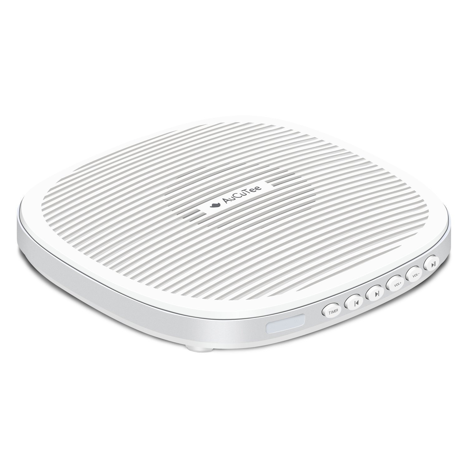 AuCuTee Portable Sound Machine,Upgraded With Memory Function