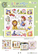 The Wizard of Oz Chart Booklet