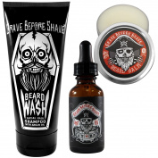 """Grave Before Shave™ Beard Care """"Refill Pack"""""""
