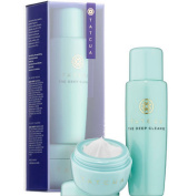 Tatcha Pore-Perfecting Moisturiser & Cleanser Duo - Water Cream & Deep Cleanse