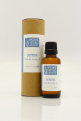 Source Vitál Apothecary Serene Bath and Body Oil, Natural Oil Blend for Deep Relaxation and Gentle Renewal