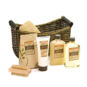 Gift Baskets For Her, Best Vanilla And Ginger Scent Spa Gift Baskets For Women