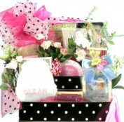 "The Gift Box - ""Sally"" Handmade Beauty Bath Products Hamper"