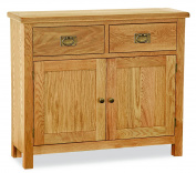 Baysdale Rustic Oak Small Sideboard