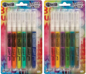Dyan Reaveley's Dylusions Paint Pens - Six Colour Packs - Set #2 and Set #3