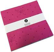 Alison Glass SUN PRINT 2018 Sundae Precut 25cm Squares Charm Pack Cotton Fabric Quilting Assortment Layer Cake 25cm Andover Fabrics