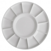 JAS : Round Plastic Palette : 30cm diameter