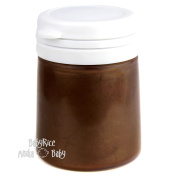 Bronze Metallic Paint Pot 100ml Arts and Crafts Cast Painting Acrylic Water Based