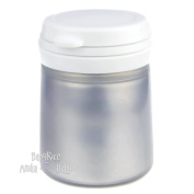 Silver Metallic Paint Pot 100ml Arts and Crafts Cast Painting Acrylic Water Based