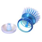 Anty-ni 1 of Kitchen Wok Pot Detergent Self-Dispensing Pan Dish Bowl Palm Wash Brush Cleaner