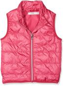 Name It Baby Girls' Nmfmylan Vest Gilet