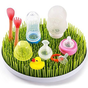 Countertop Grass Drying Rack - Use For Baby Bottles, Glassware, Dishes, Accessories - Best Drying Rack For Baby Bottles And Baby Supplies