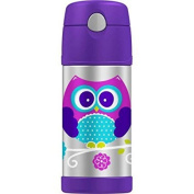 Owl Funtainer Thermos