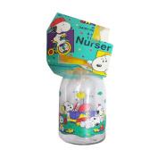 Peanuts Baby Snoopy & Daisy Hill Puppies 120ml Bottle, Nurser
