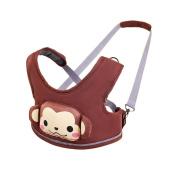 YOSIL Toddler Walking Safety Harness, 3 in 1 Adjustable Basket Type Kids Childs Walking Rein Leash Strap Belt Keeper