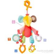 Serra Baby Grabber Activity Toy / Elephant