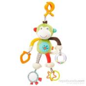 Serra Baby Grabber Activity Toy / Monkey
