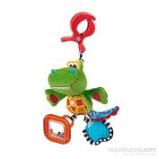 Serra Baby 20. Year Activity Toy Crocodile