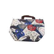 Jooks Waterproof Picnic Lunch Bag Tote Insulated Cooler Carry Bag Travel Organiser