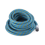Aibecy 3m / 10ft Premium Nylon Braided Airbrush Hose with Standard 0.3cm Size Fittings on Both Ends