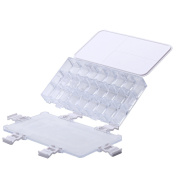 MEEDEN 24 Wells Portable Watercolour Keep-Wet Palette with Cover