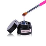 Bluelover Adhesive stick Drill Gel Glue Nail Art Decoration DIY Manicure Tool