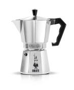 Bialetti 4661 Espresso Maker 1 Cup, Aluminium, Silver, 30 x 20 x 15 cm