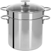 Cristel Mutine – cp24 m- Pasta Cooker 24 cm Stainless Steel Lid – Collection