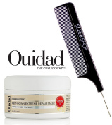 Ouidad CURL RECOVERY Melt-Down Extreme Repair Mask (with Sleek Steel Pin Tail Comb)
