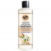 470ml Marula & Argan Oil Conditioner - Natural, Premium, Paraben free Phthalate free- excellent remedy for henna dyed hair- The Henna Guys