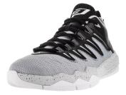 Nike Jordan Kids Jordan CP3.IX Blck/Mtllc Slvr/Elf Gry/Pr Plt Basketball Shoe 6 Kids US