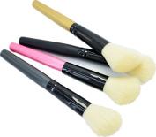 Cosmetic Brush,Clode® 4PC Cosmetic Dome Blush Brush Eyebrow Pencil Eye Liner Brush Set