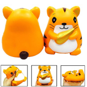 Cooljun 12CM Squishy Hamster Slow Rising Squeezable Decompressed Funny Healing Gift Toy