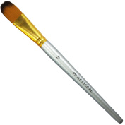 Taklon Synthetic Brushes - Short Handle Replacement Brushes