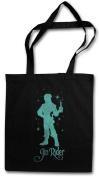 Gin Rider Shopper Reusable Hipster Shopping Cotton Bag