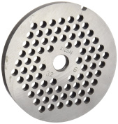 Stubai No. 32 Perforated Disc For Meat Mincing Maschine, Metal, Silver, 6 mm