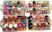 Tomy Tepy Toy Storage Organiser Case - Compatible With LOL Surprise