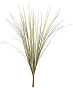 60cm PVC ONION GRASS SPRAY - OLIVE, MIXED colours
