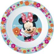 UNBRANDED 8020132 Minnie Pink Plastic Flower Bowl Minnie Flower Micro ondable Plastic 16 mm in Diameter, 5 cm-8020132 16 x 3, 7 cm