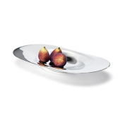 Philippi Voila Bowl, Stainless Steel, Silver, 38 x 20 x 10 cm