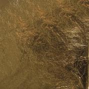Deco-metal, 14x14 cm, gold, tab-bag 5 shts