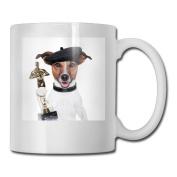 YuKeJi Coffee Mug - Funny Office Tea Cup