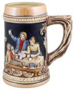 10,000 Munich 14cm of beer jugs Toast 14300