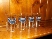 PEETERMAN ARTOIS TASTER GLASSES X 4