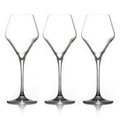 3 Verres à vin - Clarillo - 27 cl.