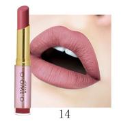 Waterproof Matte Hydrating Lipstick Hosamtel Sexy Long Lasting Lip Gloss