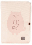 Walking Mum Hello Baby Birth Book pink