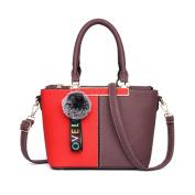 Women's Handbags Mini Shoulder Bag Messenger Bag PU Leather Totes