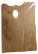 Mabef : RECTANGLE Wooden Palette 35 x 45 cm